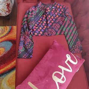Jackets & Blazers - Neon short jacket/polyester shrug